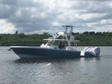 """Купить Everglades 435CC - EVERGLADES 42' 8"""""""