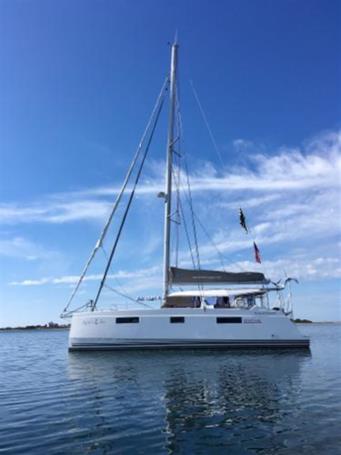 Купить яхту 40ft 2015 Nautitech Open 40 в Atlantic Yacht and Ship