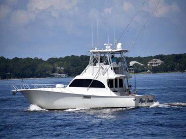 Buy a Pipe Dream - CUSTOM Richards 48 Convertible at Atlantic Yacht and Ship