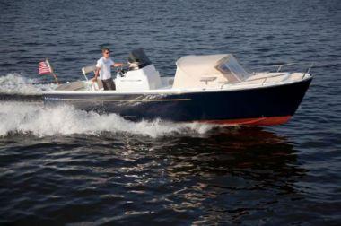 Продажа яхты Vanquish 24 Center Console Stock Boat - Vanquish Boats