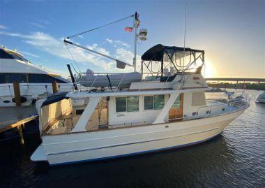 Купить яхту Apres Sail - MARINER Orient 40 в Shestakov Yacht Sales