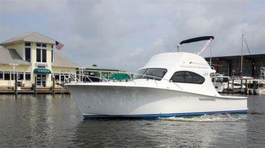 "Купить ZQ - Ocean Yachts 37' 0"""