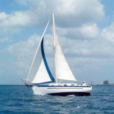 Купить яхту PEACHES - PACIFIC SEACRAFT Dana 24 в Atlantic Yacht and Ship