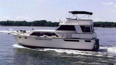 "Pacemaker Motor Yacht ""Bella Vita"" - PACEMAKER 46' 0"""