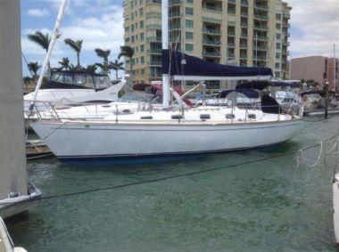 Купить яхту OUTLAW - TARTAN 3800 в Atlantic Yacht and Ship