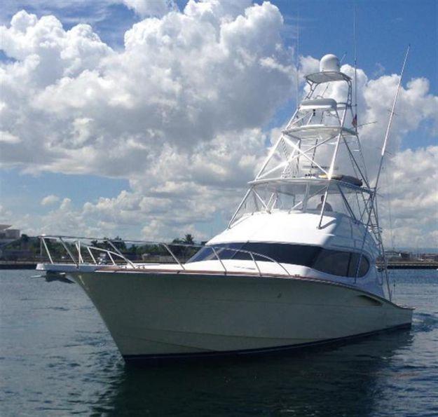 "best yacht sales deals 54ft 2006 Hatteras 54 Convertible - HATTERAS 54' 0"" ..."