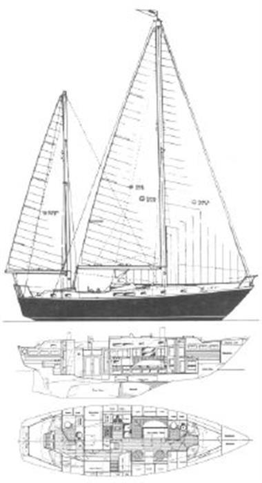 Купить яхту Mary Belinda в Atlantic Yacht and Ship