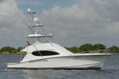 Купить яхту REEL BUZZ - HATTERAS Convertible Sportfish в Atlantic Yacht and Ship