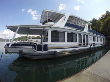 Стоимость яхты 2000 Stardust 16 x 77 WB Houseboat  - STARDUST 2000