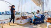best yacht sales deals BORKUMRIFF II  - LUBBE VOSS, GERMANY 1982