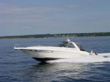 Купить яхту FOGGY DOG - SEA RAY 460 Sundancer в Atlantic Yacht and Ship