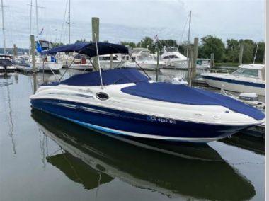 2007 Sea Ray 240 Sundeck yacht sale