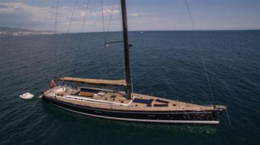 Купить яхту NEFERTITI - NAUTOR'S SWAN SWAN 90 в Atlantic Yacht and Ship