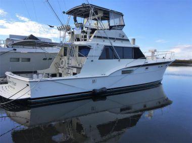 Продажа яхты Southern Star - HATTERAS convertible