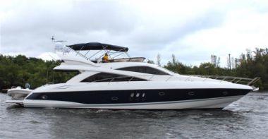 - - SUNSEEKER Manhattan yacht sale