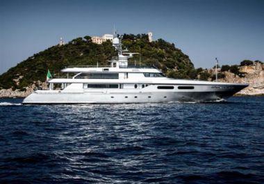 """Стоимость яхты REGINA D'ITALIA II - CODECASA 167' 4"""""""