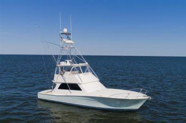 Купить яхту Overdraft - VIKING 50 Convertible в Atlantic Yacht and Ship