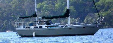 Стоимость яхты Andrea Clair - BRUCE ROBERTS 1984