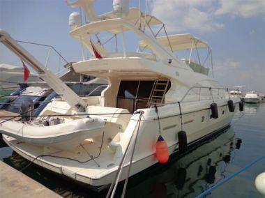 Стоимость яхты FERRETTI 620 - FERRETTI