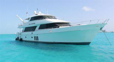 Купить яхту Risky Business - OCEAN ALEXANDER 90 Skylounge в Atlantic Yacht and Ship