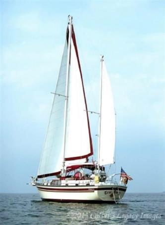 Купить яхту True North - STAMAS 44 Ketch в Atlantic Yacht and Ship