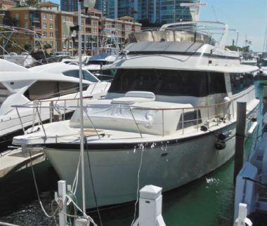 """63ft 1988 Hatteras 63 Motor Yacht - HATTERAS 63' 0"""""""