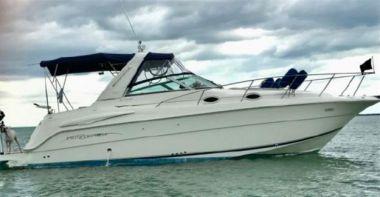Продажа яхты SUMMER WIND - MONTEREY 302 Cruiser