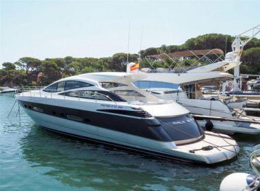 Купить яхту Mirlo Blanco - PERSHING 56 в Atlantic Yacht and Ship