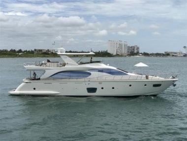 "Купить 2007 Azimut 85 Fly @ Cancun  -  Lady Jovanna - AZIMUT 85' 0"""