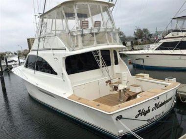 Купить яхту HIGH MAINTENANCE - Ocean Yachts 56 Super Sport в Atlantic Yacht and Ship