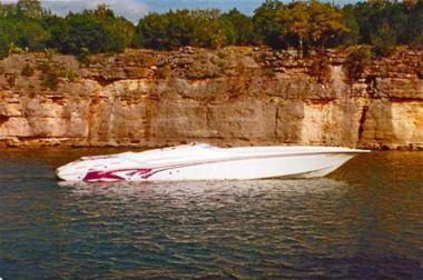 Стоимость яхты Blown Budget - FOUNTAIN 1998