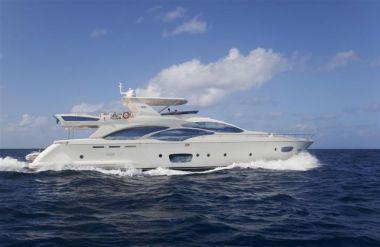 Buy a yacht 2009 Azimut 95 Fly @ Cabo San Lucas - AZIMUT