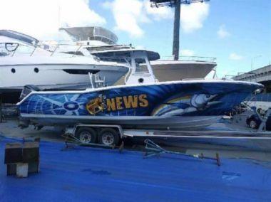 "Buy a yacht 2017 Tidewater 28 CC Adventure - Tidewater 28' 0"""