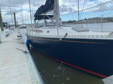 Продажа яхты BOHEMIAN II - GULFSTAR 1985