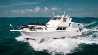 Продажа яхты Sugar Daddy  - VIKING 60 Motor Yacht