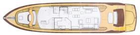 "CHOCO - SUNSEEKER 86' 11"""