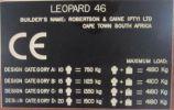 46ft 2009 Robertson & Caine Leopard 46 - ROBERTSON & CAINE