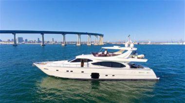 Продажа яхты PO PAZZO  - FERRETTI 780