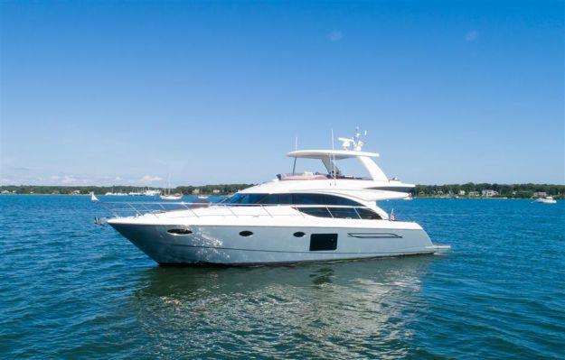 Stella Blue Princess Yachts Buy And Sell Boats Atlantic Yacht