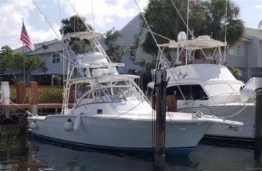 Стоимость яхты 37 Strike WA 2007 - STRIKE