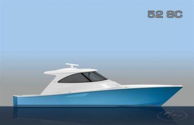 Стоимость яхты 52SC-TBD Sport Coupe - VIKING 2018