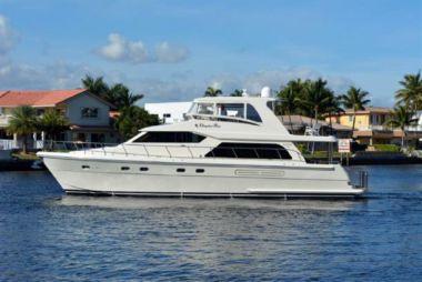 Стоимость яхты SPY - Hampton Yachts 2007