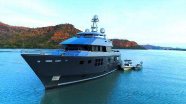 Buy a yacht AKIKO - ALLOY