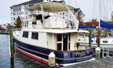 Лучшие предложения покупки яхты Peggy B - CHERUBINI