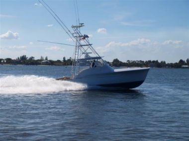 Стоимость яхты Wildcatter - STUART BOAT WORKS 2011