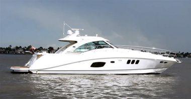 Лучшая цена на 2008 Sea Ray 550 Sundancer RIG - SEA RAY 2008