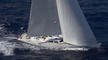 Купить яхту NEPHELE - MCMULLEN & WING 2003 в Atlantic Yacht and Ship