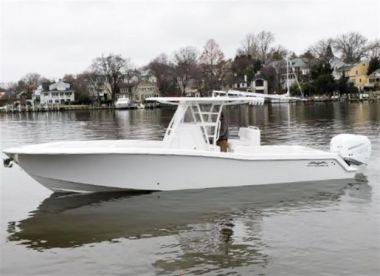 Продажа яхты ON ORDER - INVINCIBLE 33 Open Fisherman