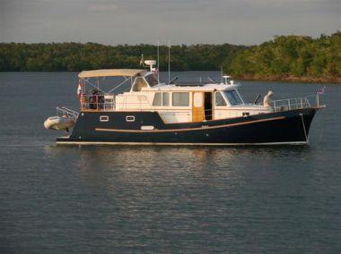 Стоимость яхты Mystic Bond - NORTH SHORE BOAT 2001