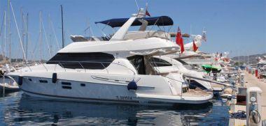 Стоимость яхты ALMORY - PRESTIGE 2009